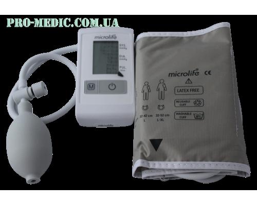 Тонометр напівавтоматичний Microlife N1 Basic