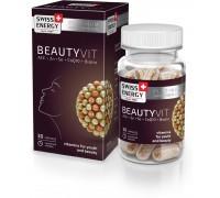 Витамины в Nano капсулах Swiss Energy BeautyVit №30