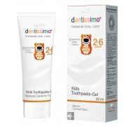 Зубная паста Dentissimo Kids With Caramel Aroma (2-6 років), 50 мл