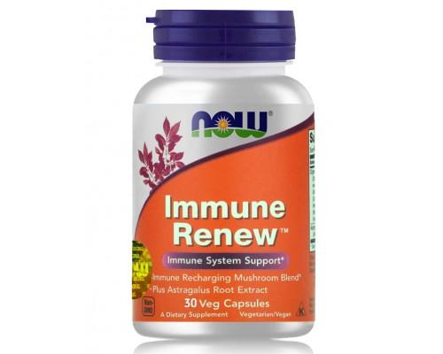 IMMUNE RENEW для имунитета в капсулах №30 NOW Foods