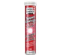 Вітаміни шипучі Swiss Energy Super Energy №20