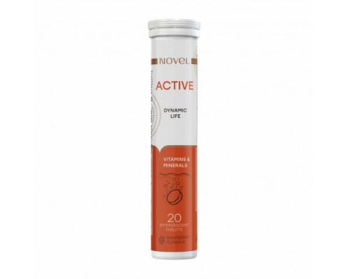 Витамины шипучие NOVEL Active №20