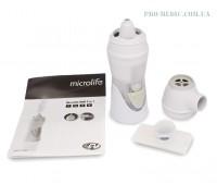 Распылительная камера Microlife для небулайзера NEB 10 2в1 (назальный душ+распылитель)